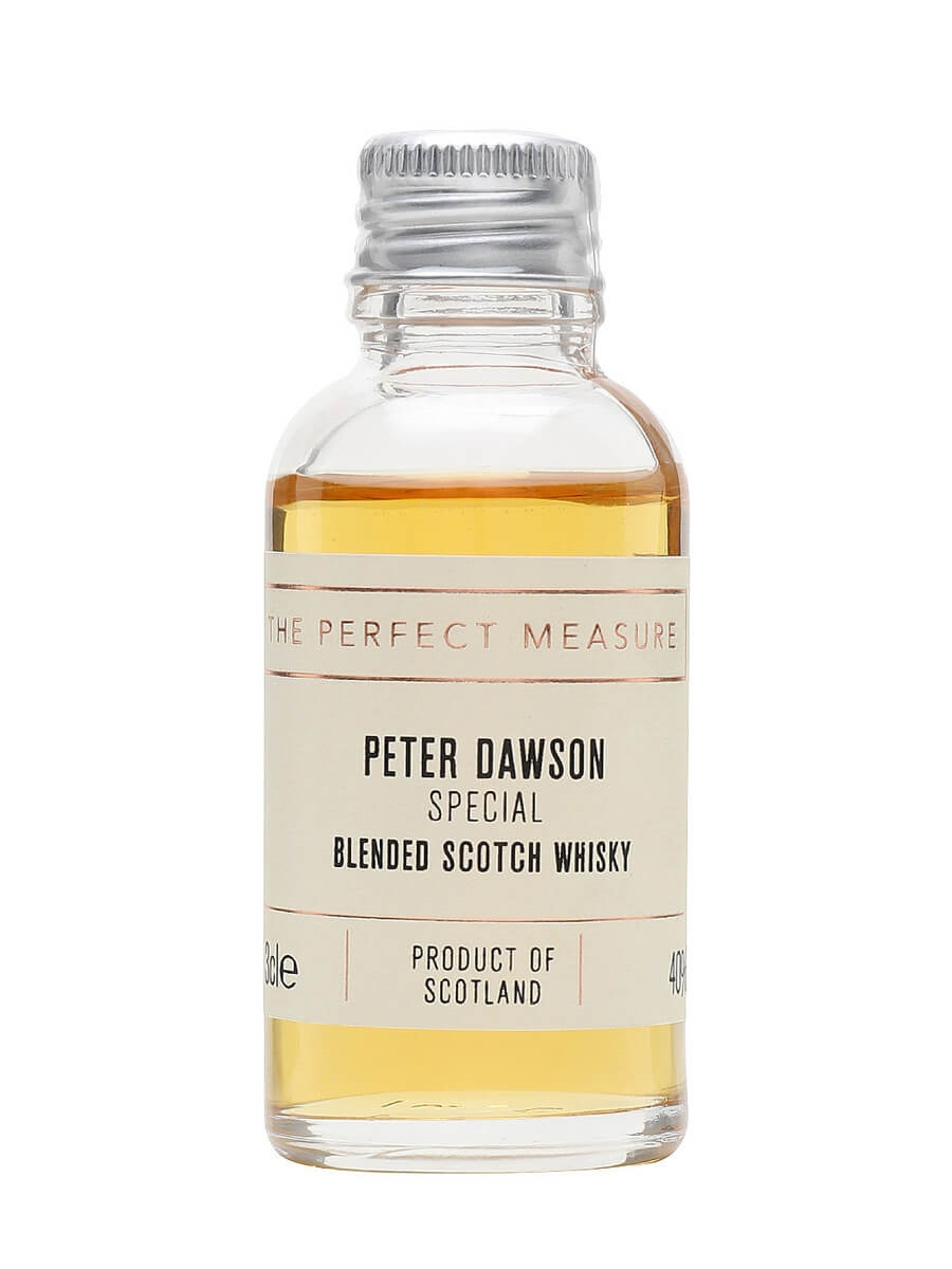 Peter Dawson Special Sample / 1980s Release