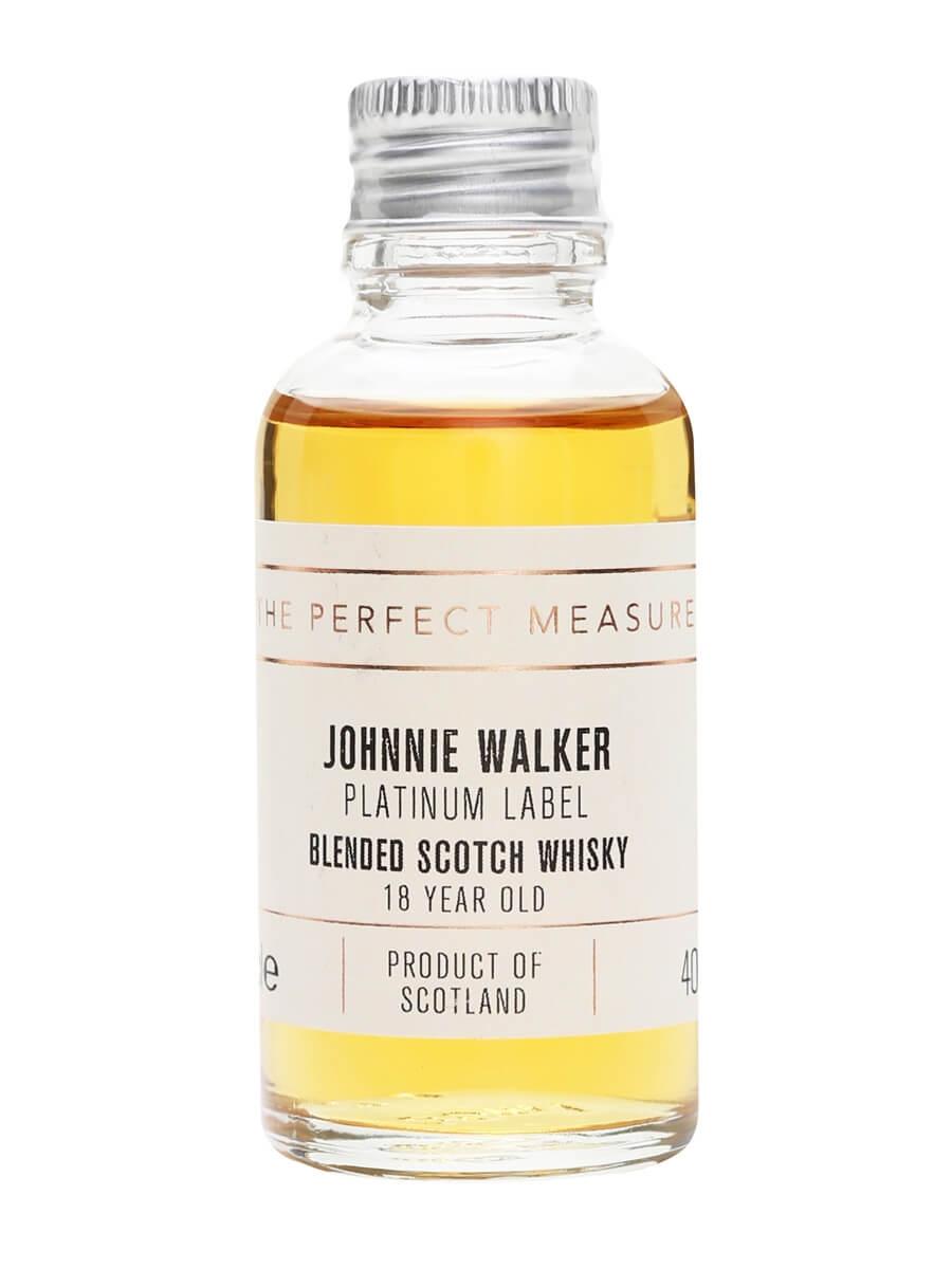 Johnnie Walker 18 Year Old Sample