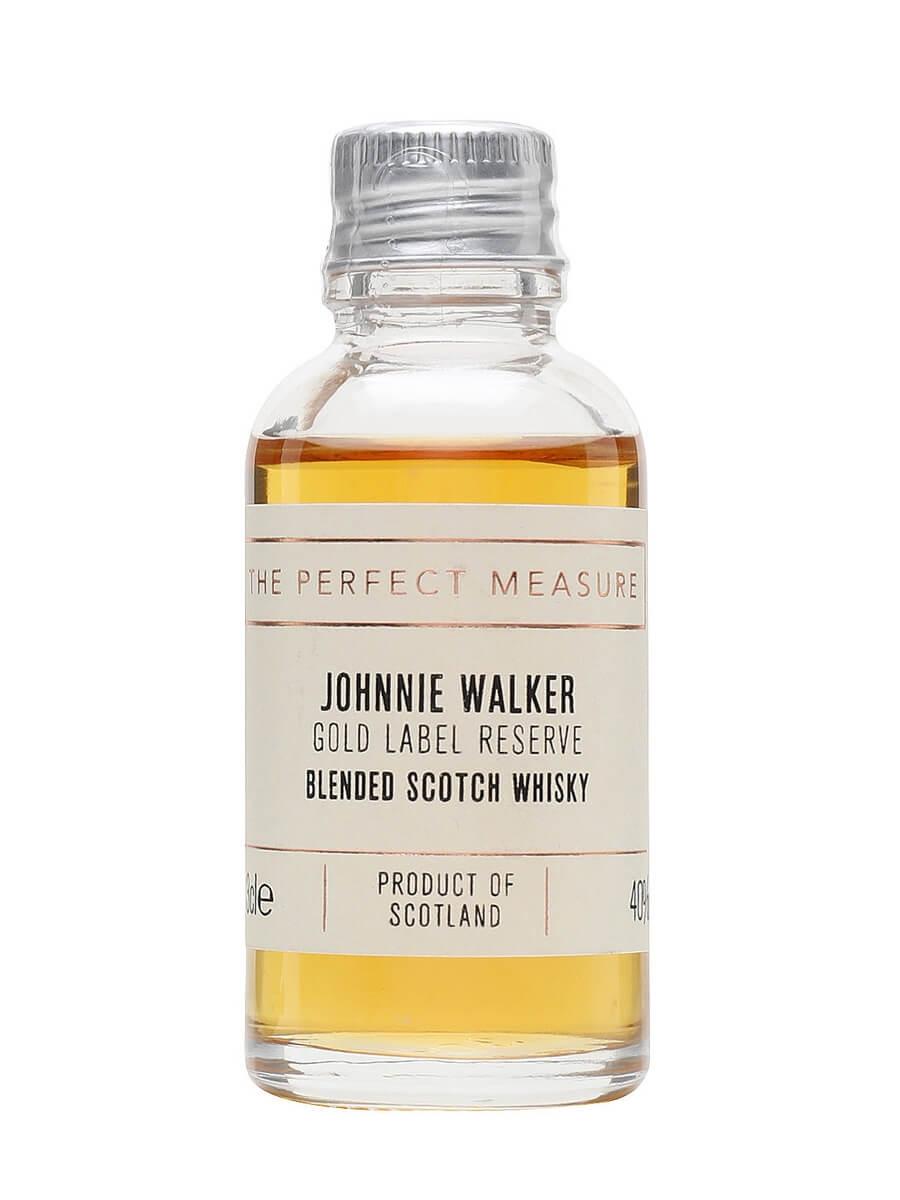 Johnnie Walker Gold Label Reserve Sample