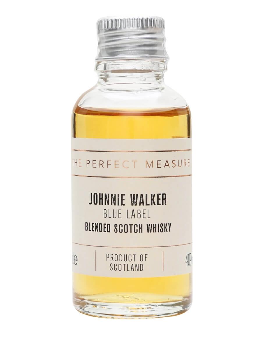 Johnnie Walker Blue Label Sample