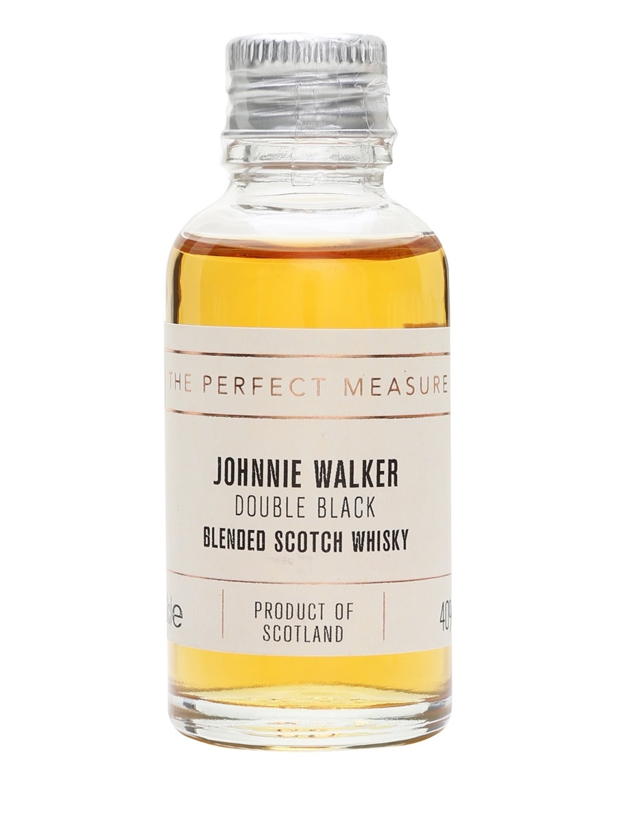 Johnnie Walker Double Black Sample