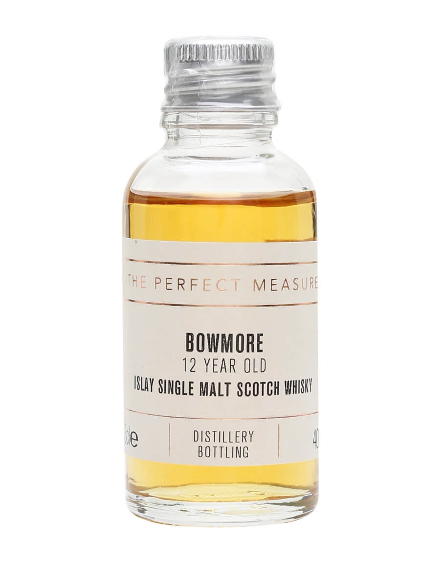 Bowmore 12 Year Old Sample