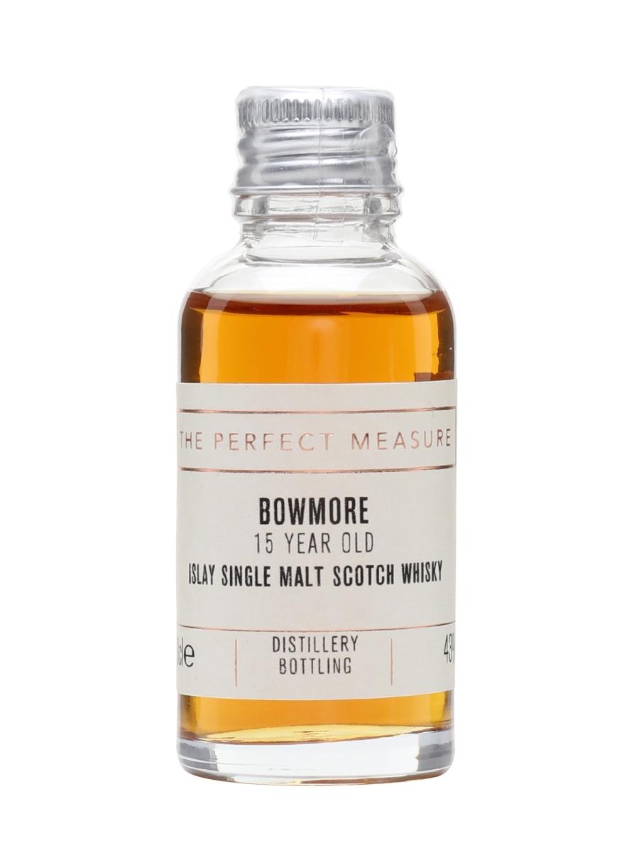Bowmore 15 Year Old Sample