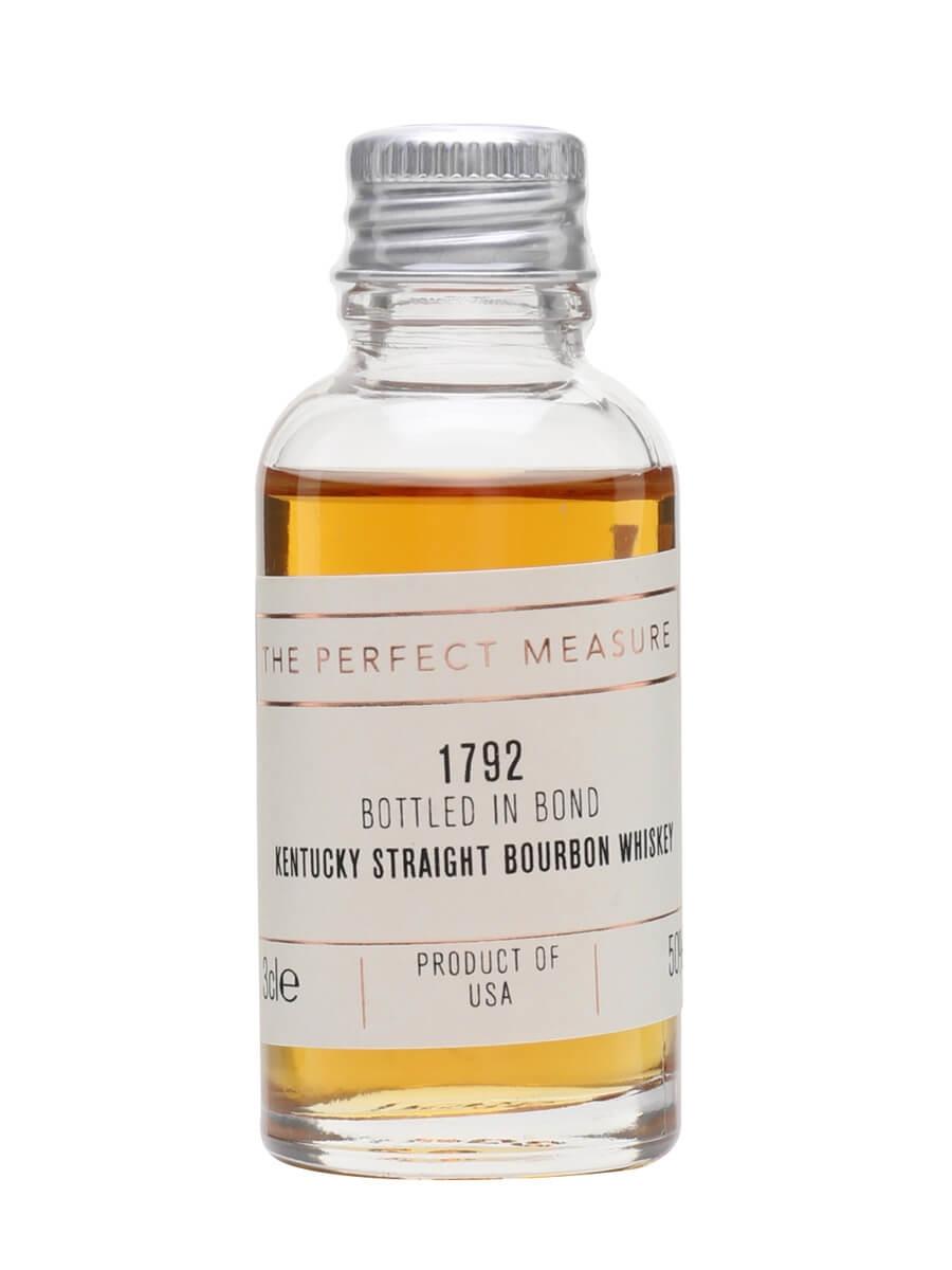 1792 Bottled In Bond Sample