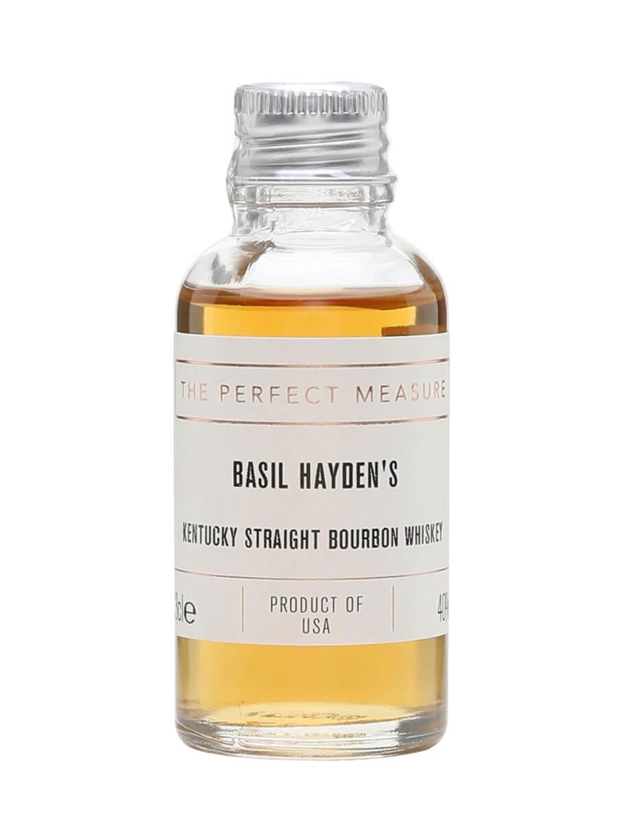 Basil Hayden's Bourbon Sample