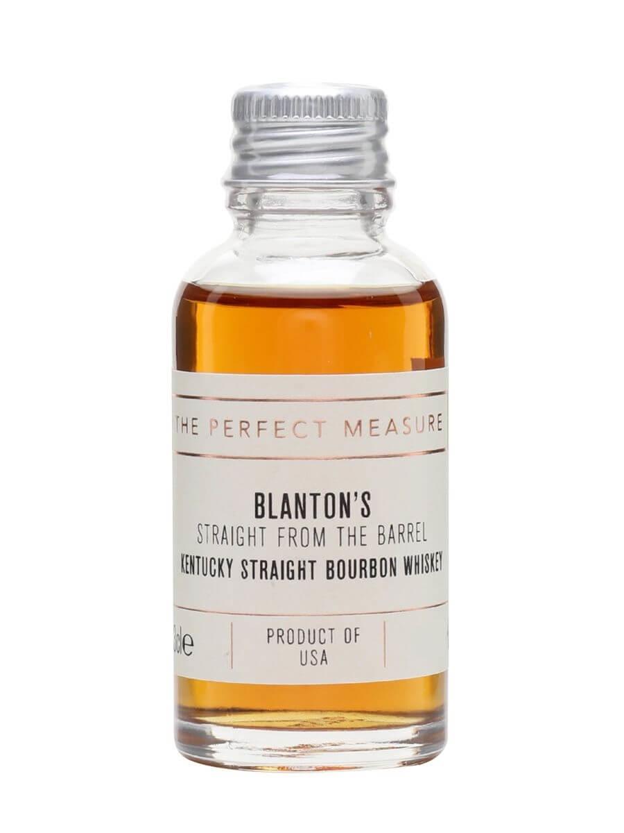 Blanton's Straight From the Barrel (64.8%) Sample