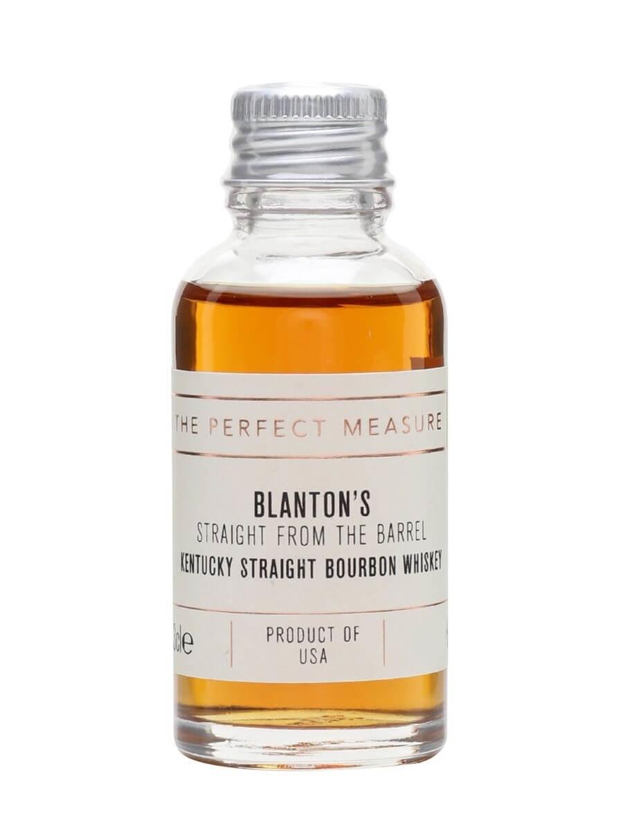 Blanton's Straight From the Barrel (65.15%) Sample
