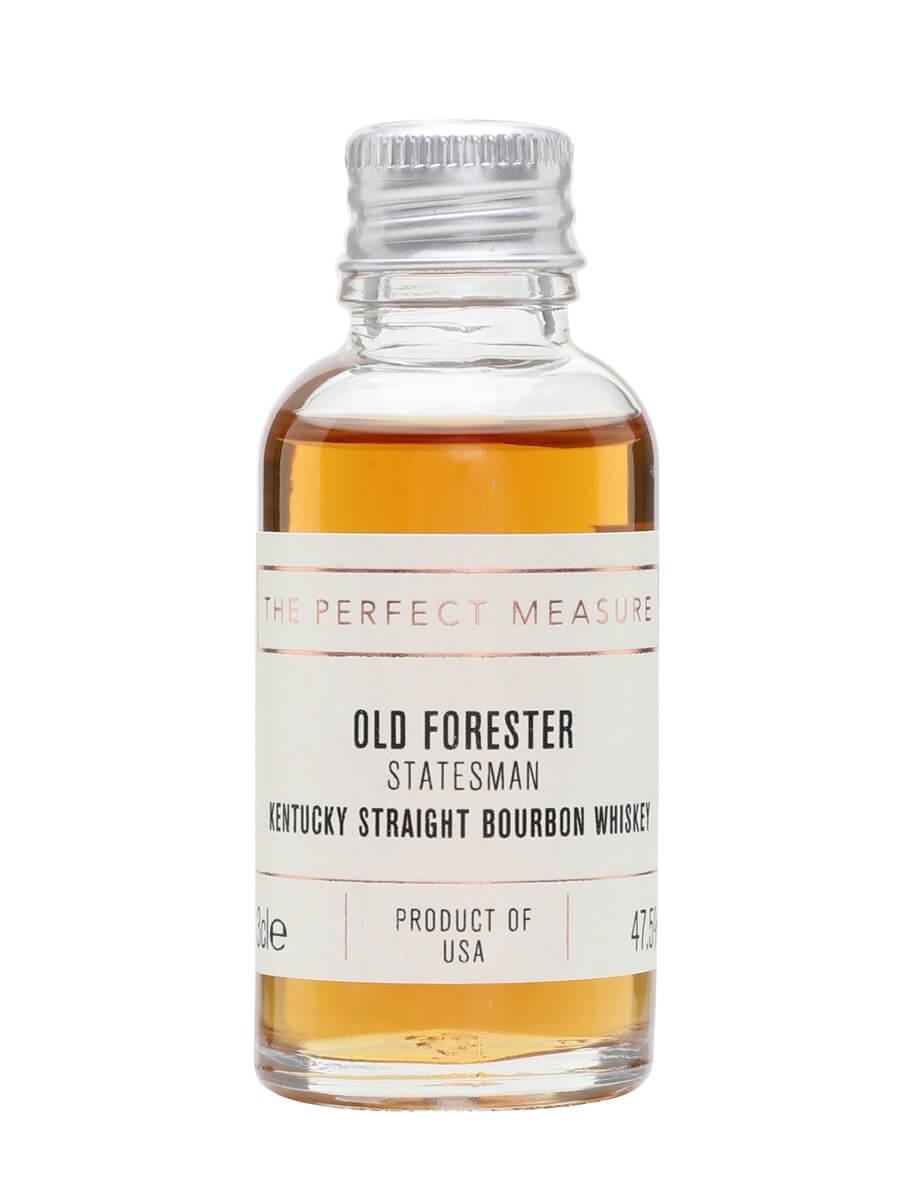 Old Forester Statesman Sample