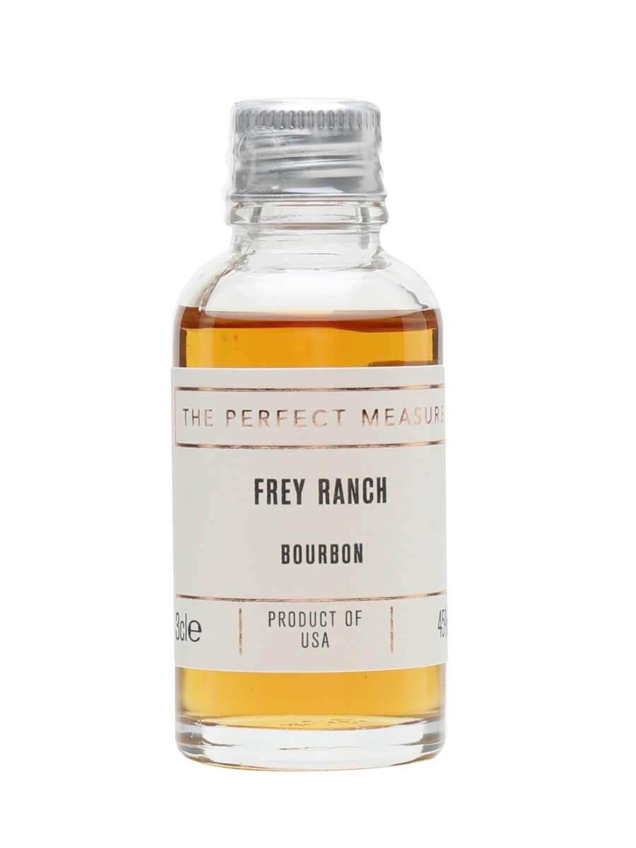 Frey Ranch Bourbon Sample