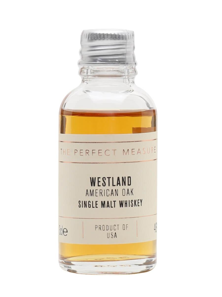 Westland American Oak Single Malt Sample