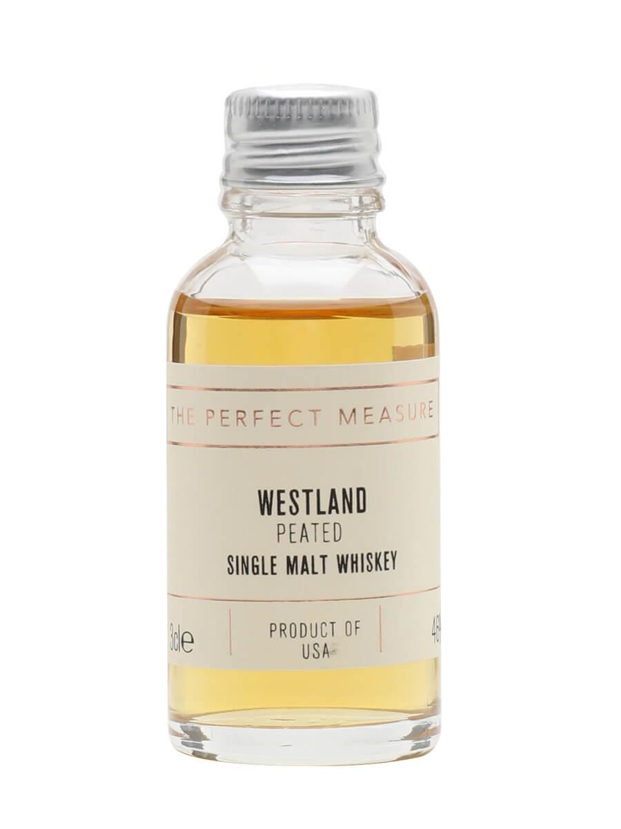 Westland Peated Single Malt Sample