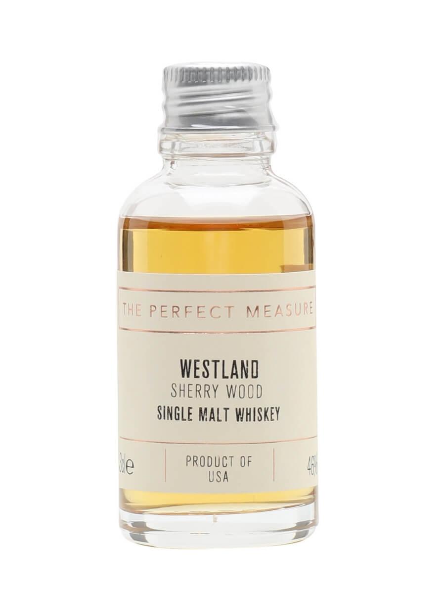 Westland Sherry Wood Single Malt Sample