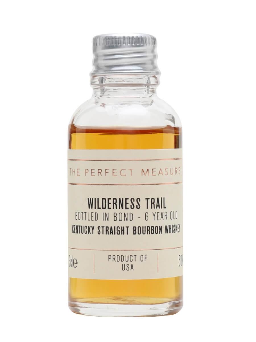 Wilderness Trail 6 Year Old BIB Bourbon Sample