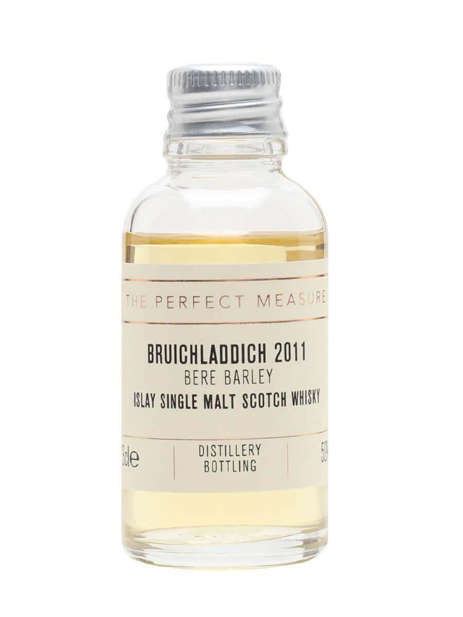 Bruichladdich Bere Barley 2011 Sample