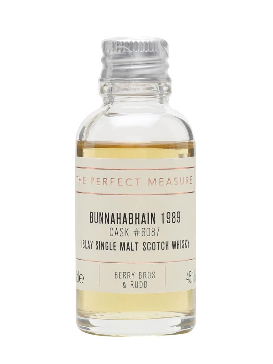 Bunnahabhain 1989 Sample / 28 Year Old / Berry Bros & Rudd