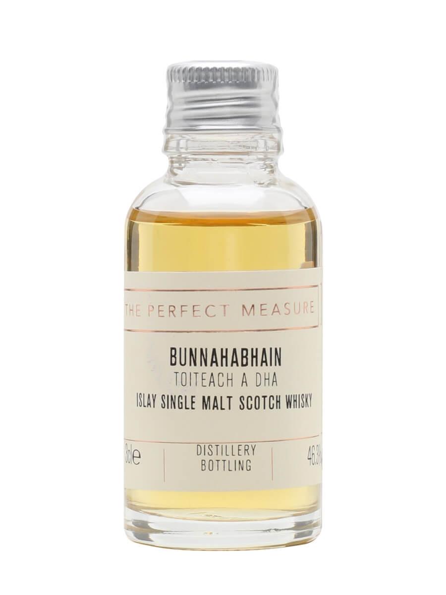 Bunnahabhain Toiteach A Dha Sample