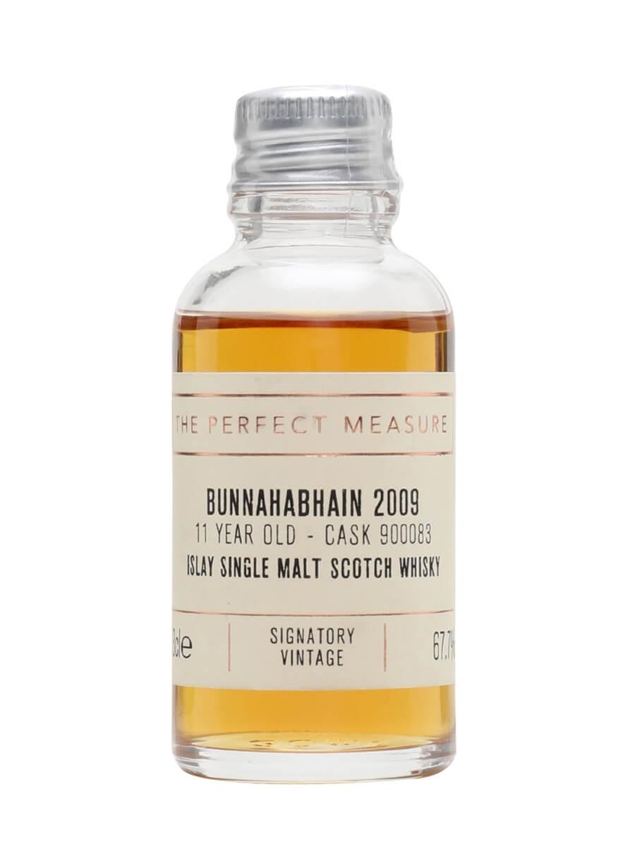Bunnahabhain 2009 Sample / 11 Year Old / Signatory