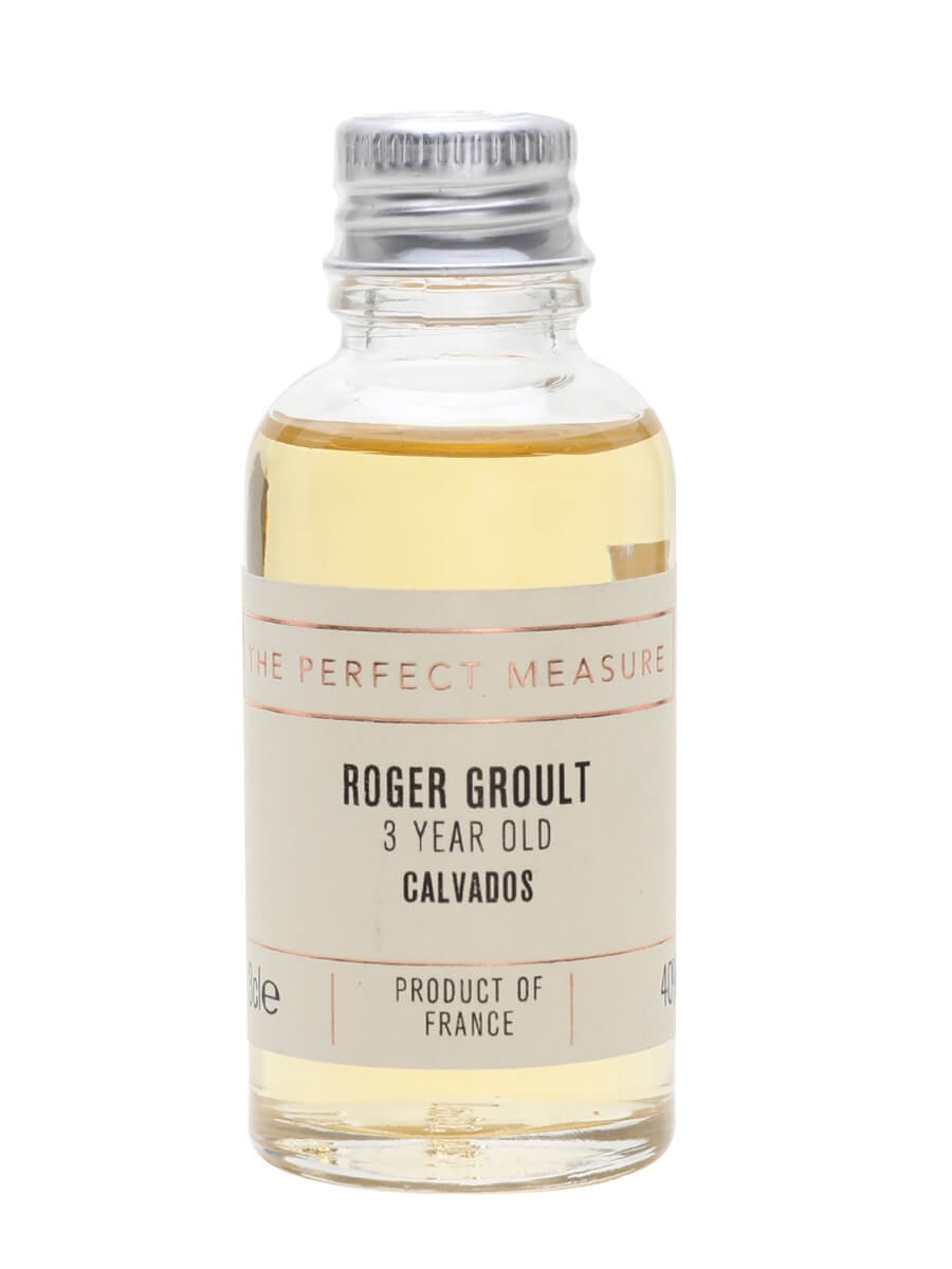 Roger Groult Calvados 3 Year Old Sample