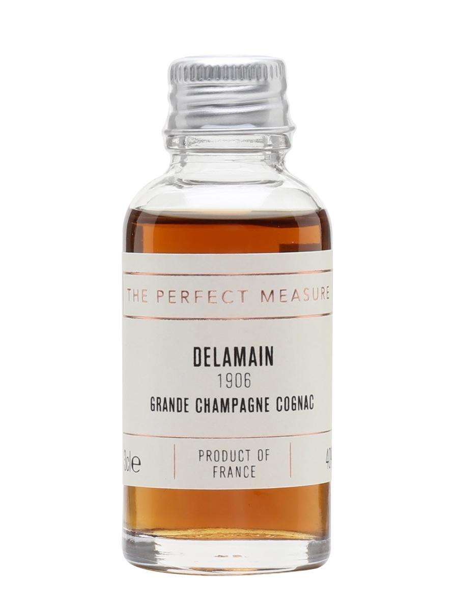 Delamain 1906 Grande Champagne Cognac Sample / Bot.1950s