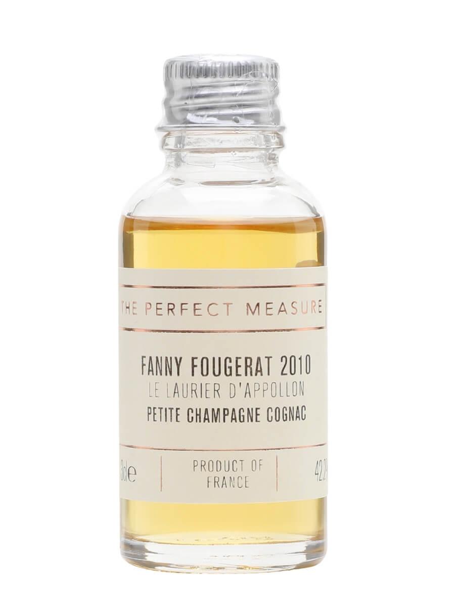 Fanny Fougerat 2010 Le Laurier d'Appollon Cognac Sample