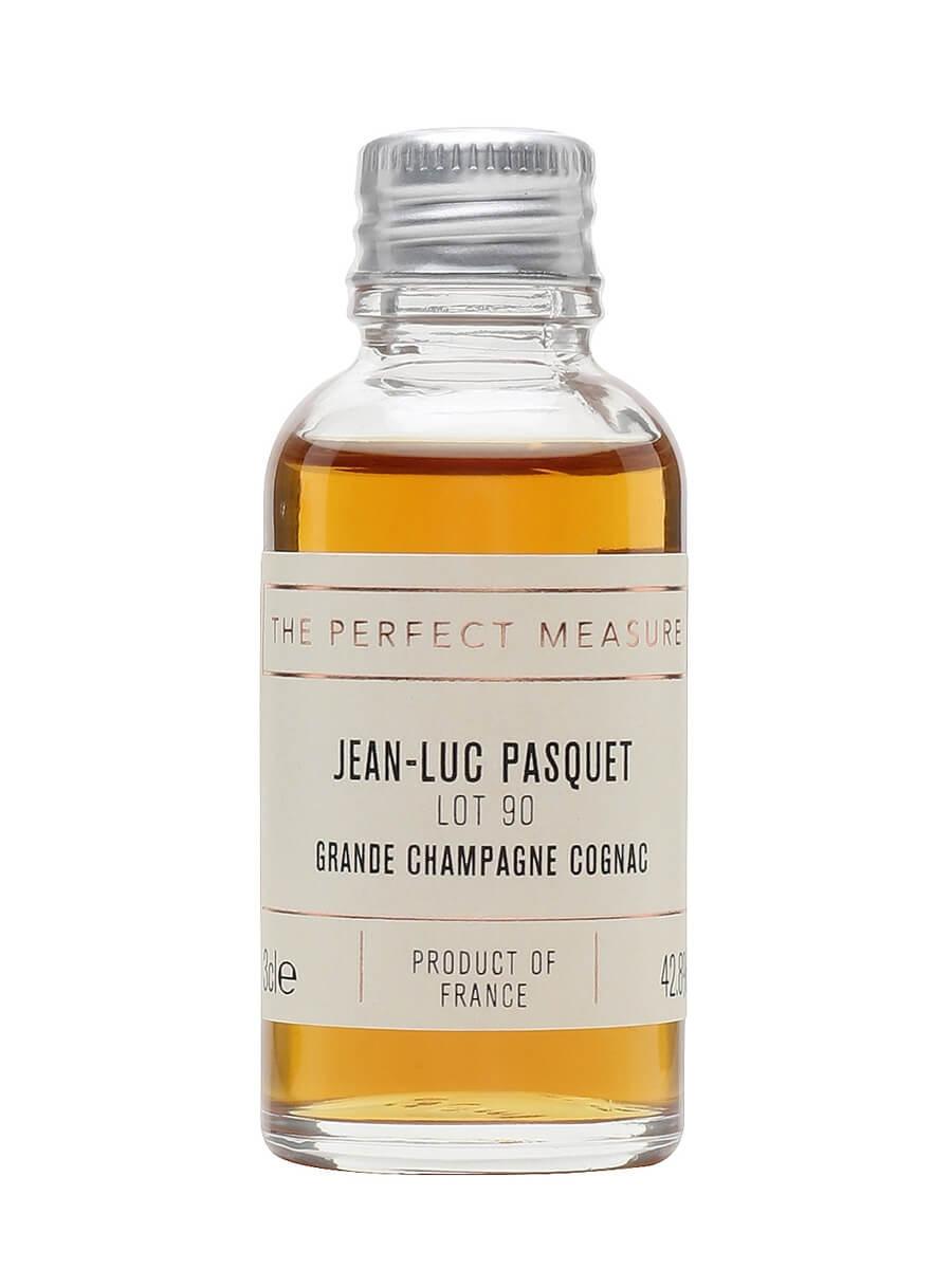 Jean-Luc Pasquet Lot 90 Cognac Sample