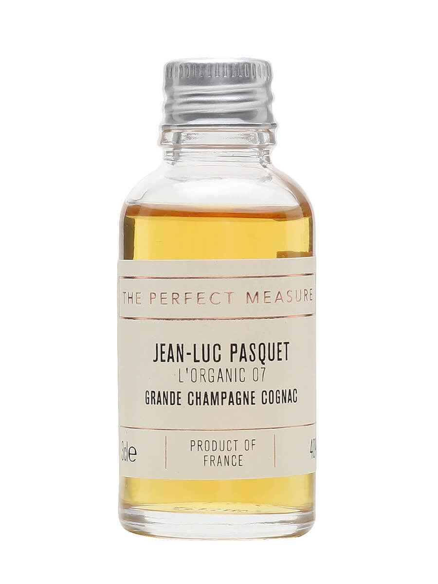 Jean-Luc Pasquet L'Organic 07 Cognac Sample / 7 Year Old