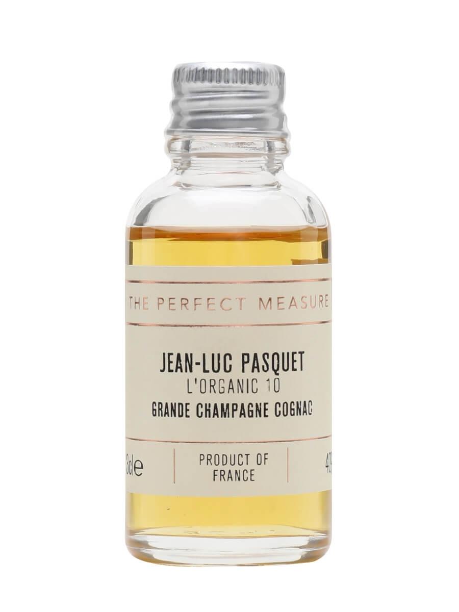 Jean-Luc Pasquet L'Organic 10 Grande Champagne Sample