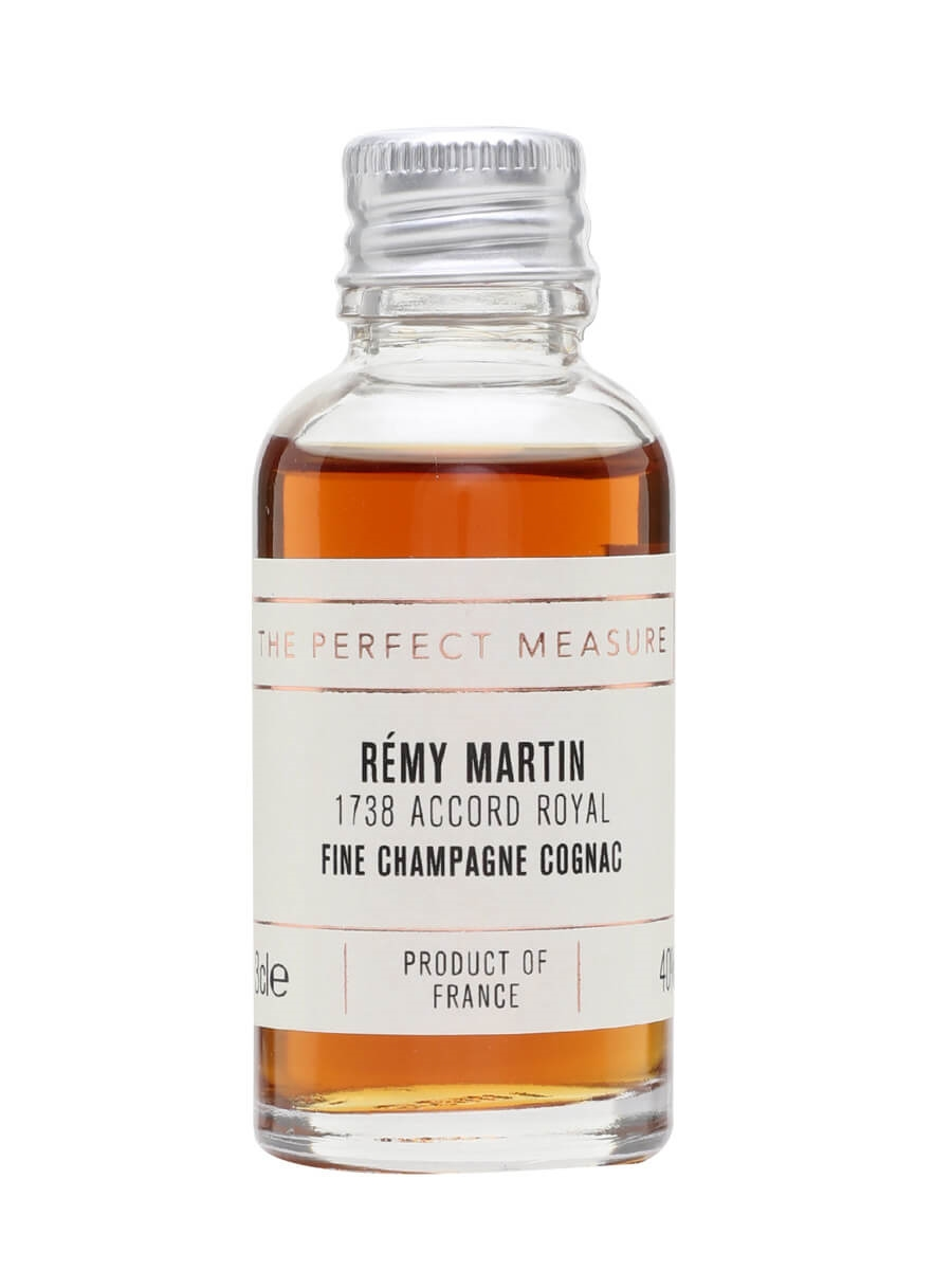 Remy Martin 1738 Accord Royal Cognac Sample