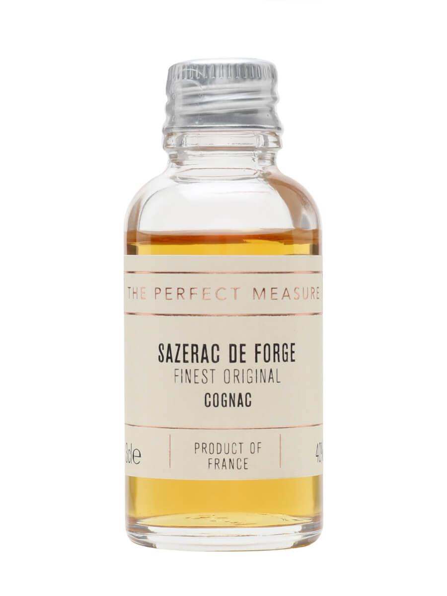 Sazerac de Forge et Fils Finest Original Cognac Sample