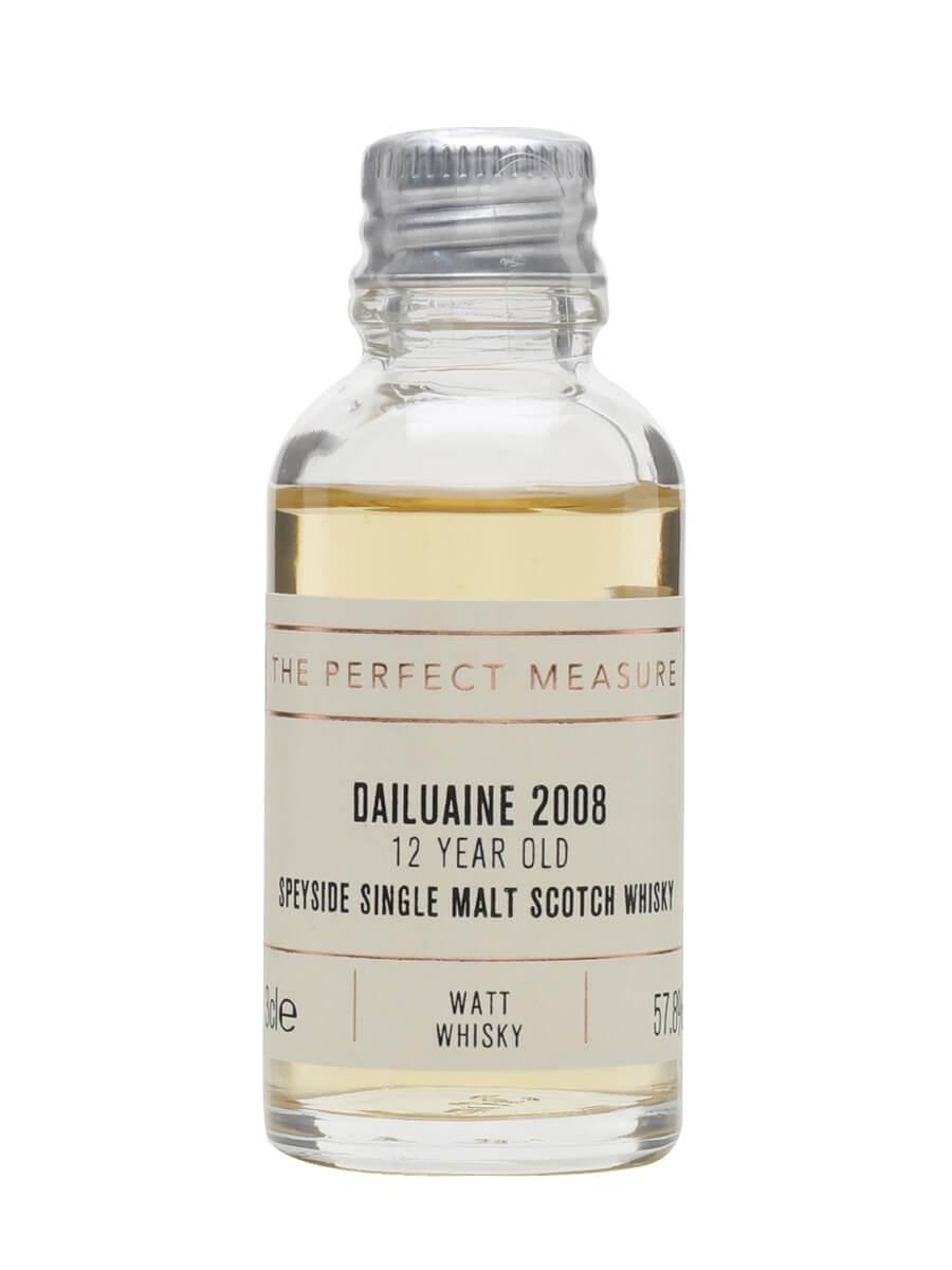 Dailuaine 2008 Sample / 12 Year Old / Watt Whisky