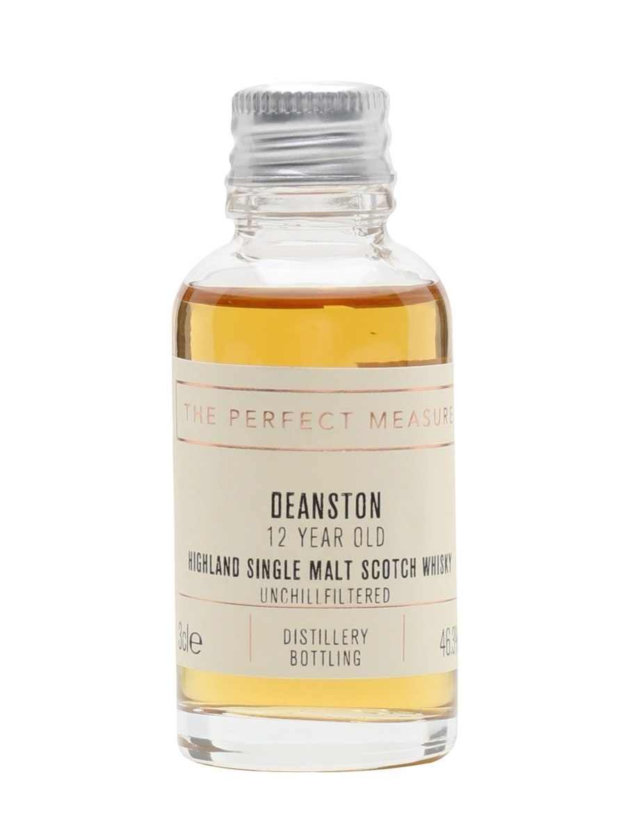 Deanston 12 Year Old Sample