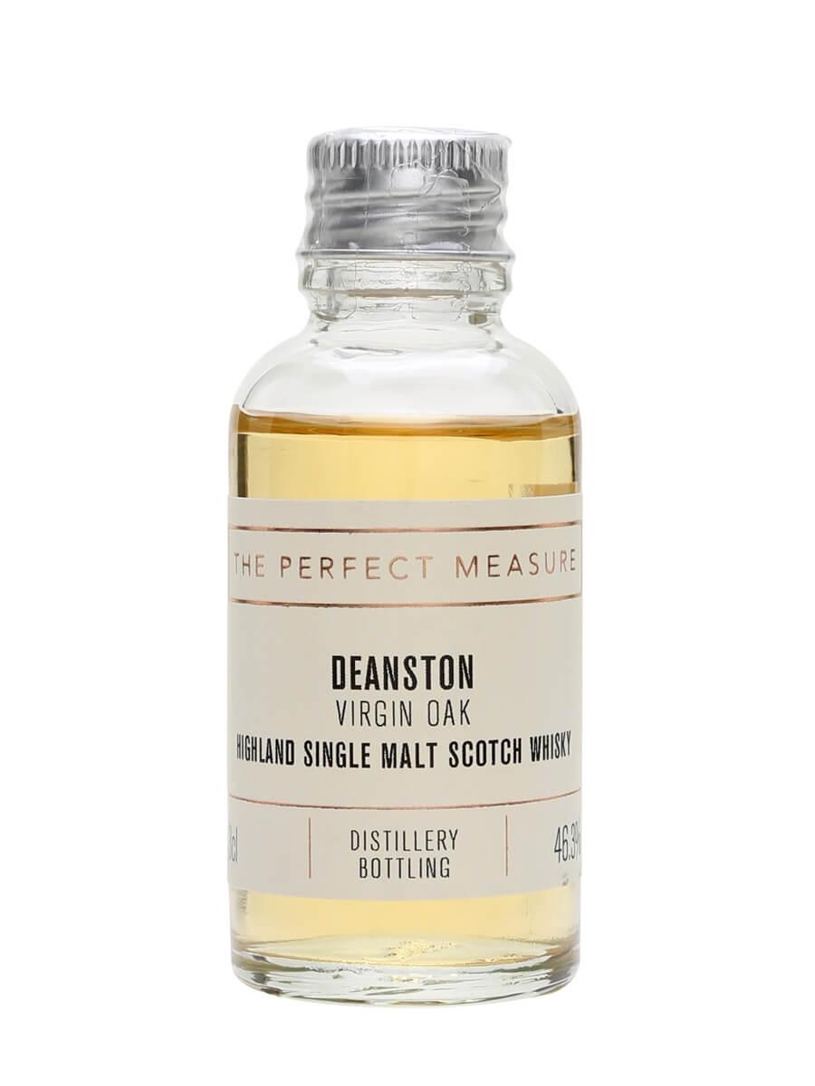 Deanston Virgin Oak Sample