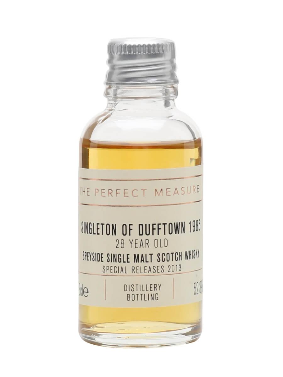 Singleton of Dufftown 1985 Sample / 28 Year Old