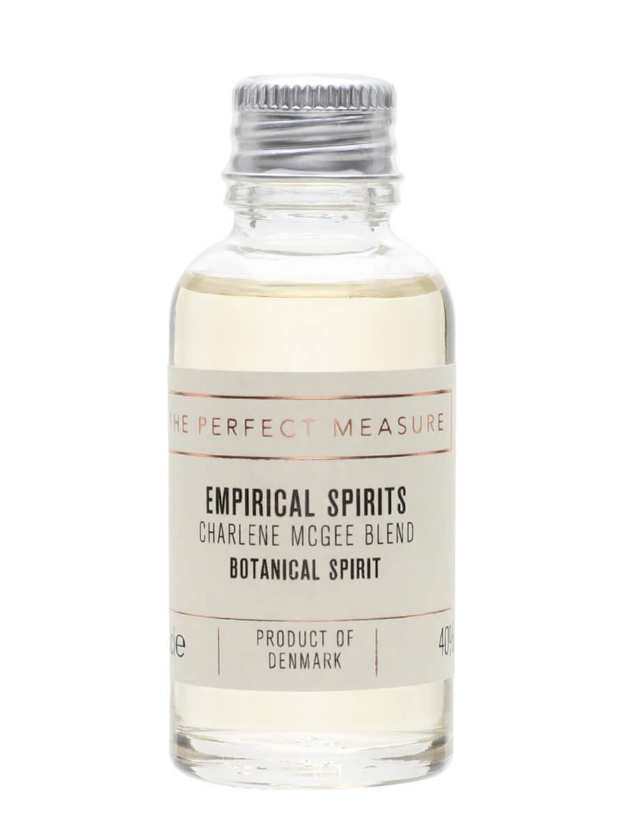 Empirical Spirits Charlene McGee Blend Sample