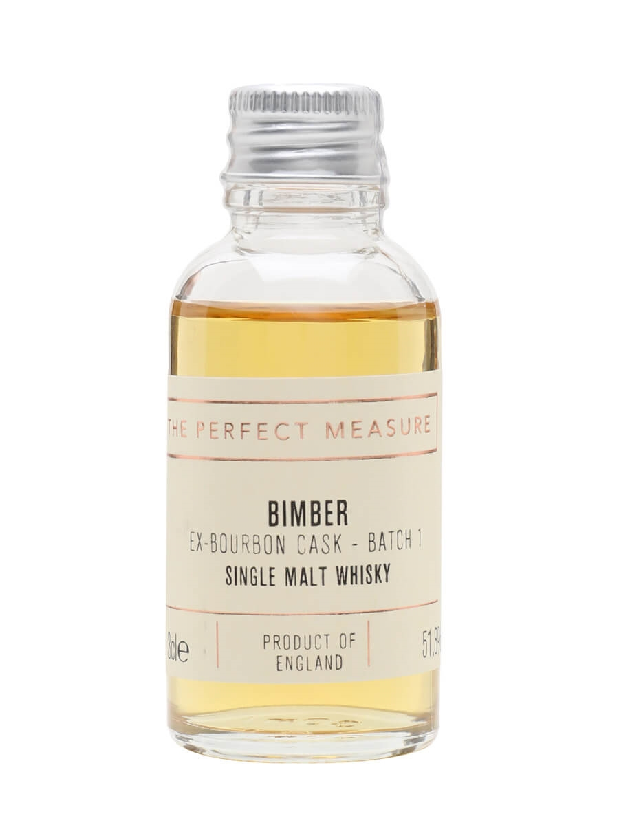 Bimber Ex-Bourbon Single Malt Whisky Batch 1