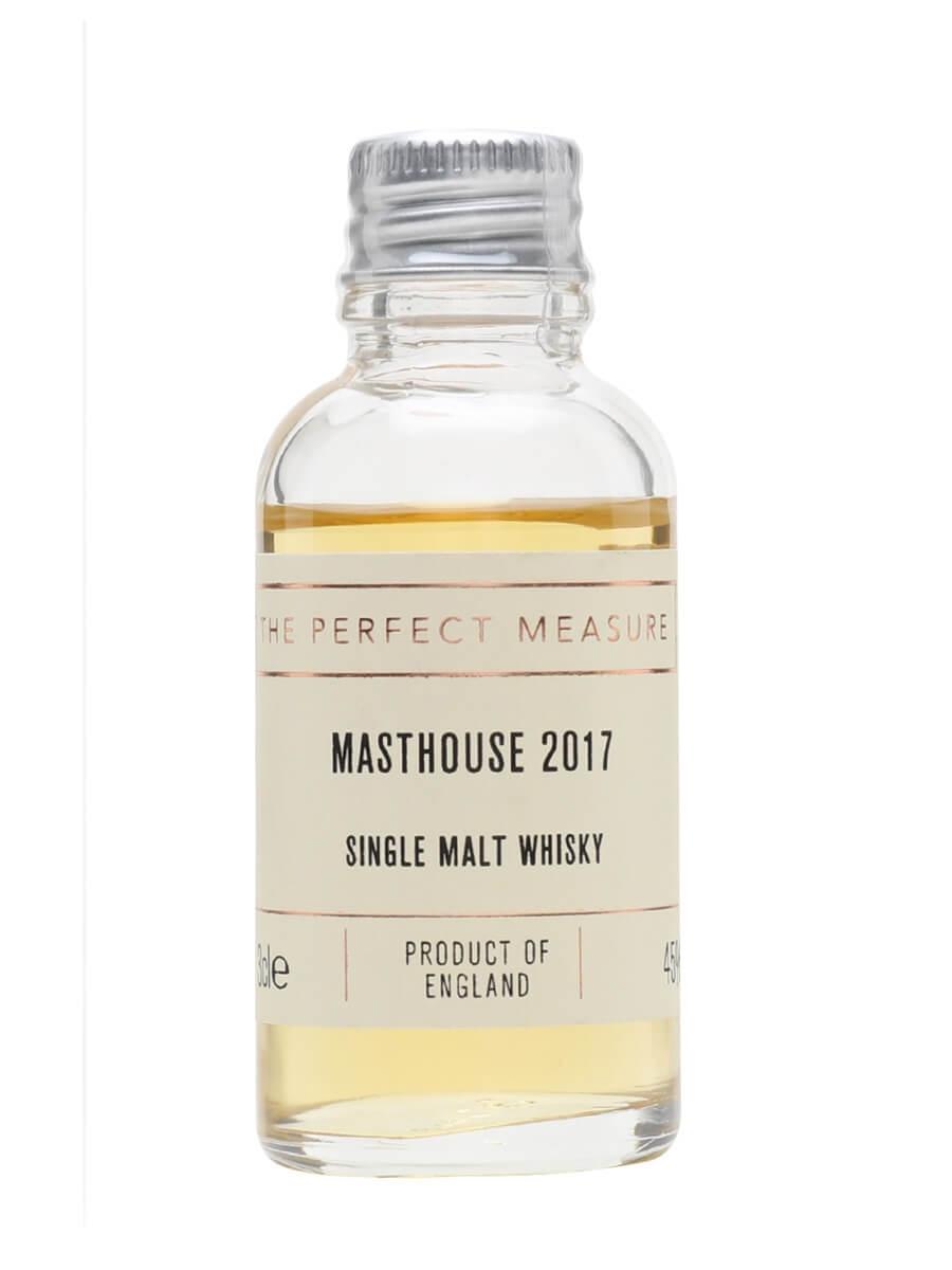 Masthouse Whisky 2017 Sample