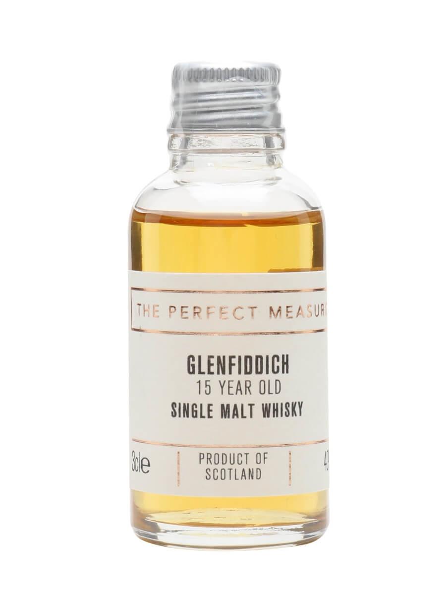 Glenfiddich 15 Year Old Solera Sample