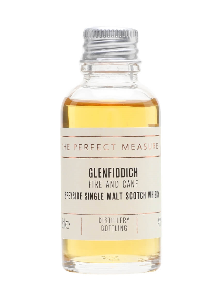 Glenfiddich Fire and Cane Sample / Experimental Series #04