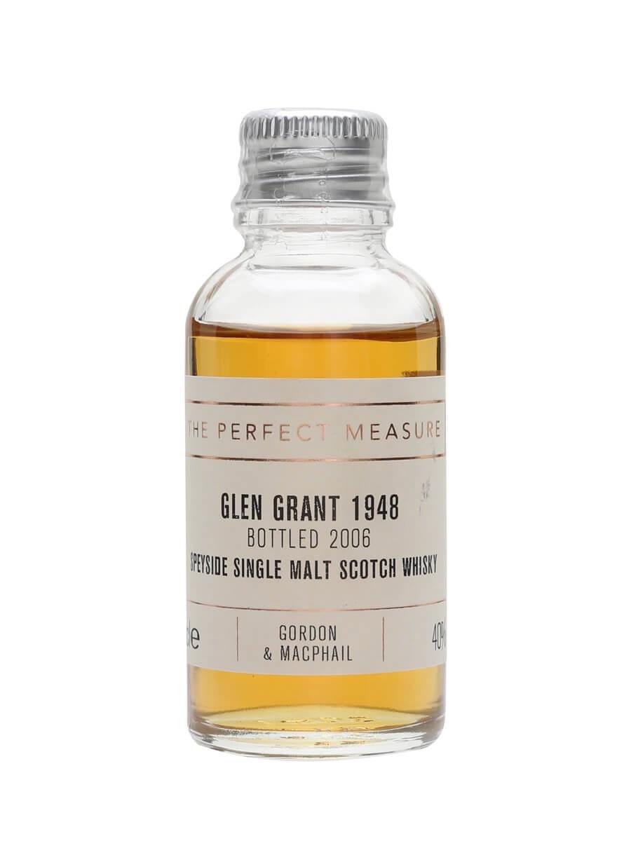 Glen Grant 1948 / 58 Year Old / Gordon & Macphail