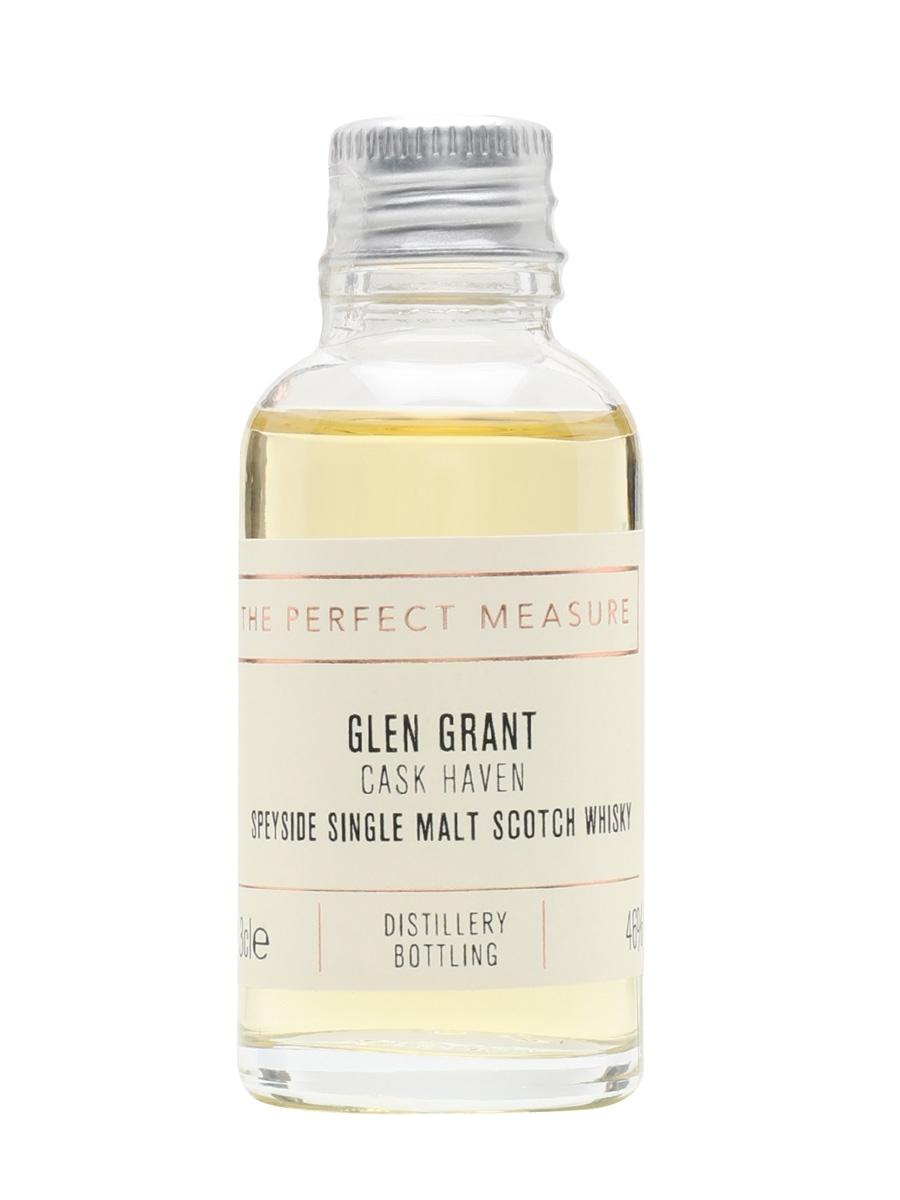 Glen Grant Cask Haven Sample