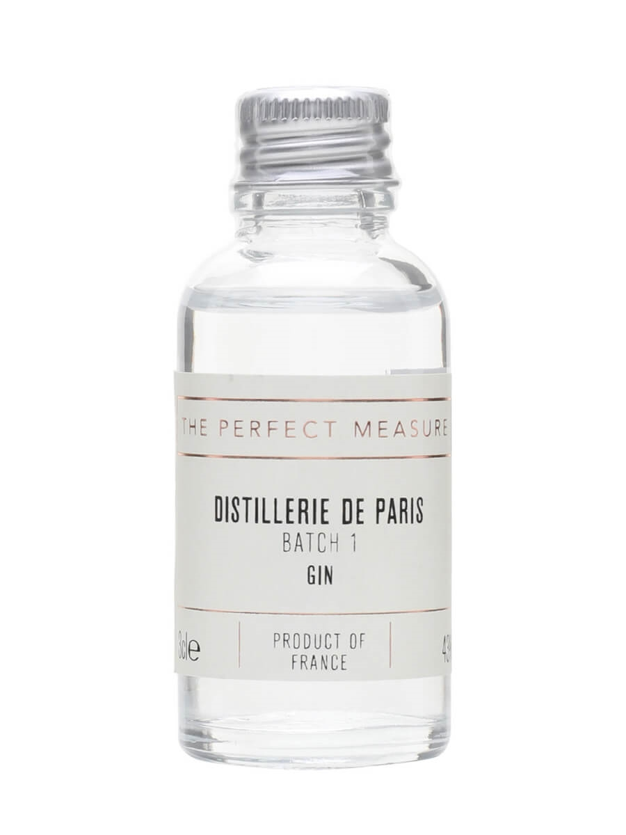 Distillerie de Paris Batch 1 Gin Sample