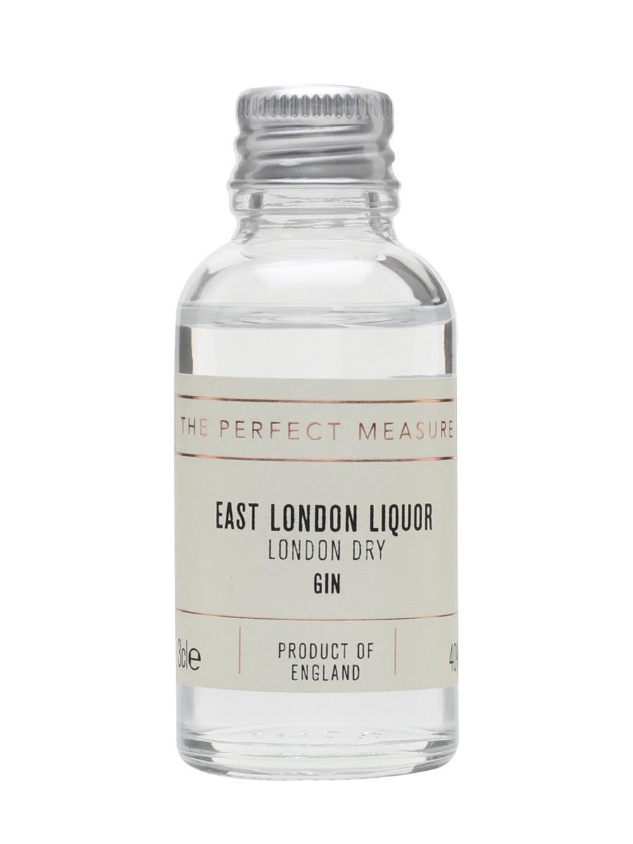East London Liquor London Dry Gin Sample