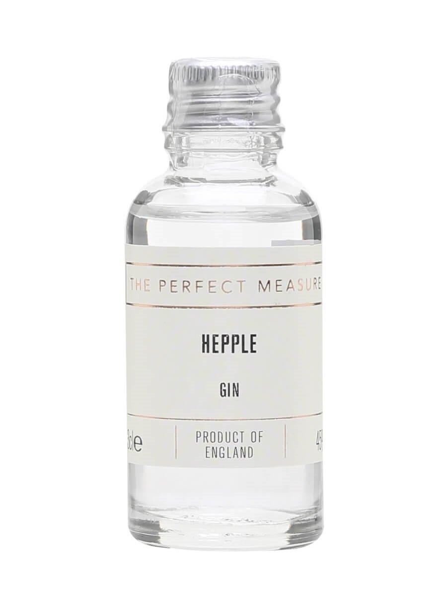 Hepple Gin Sample
