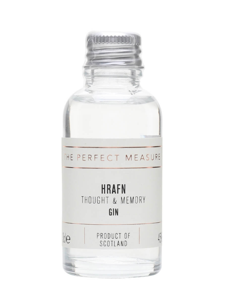 Hrafn Gin Thought & Memory Sample