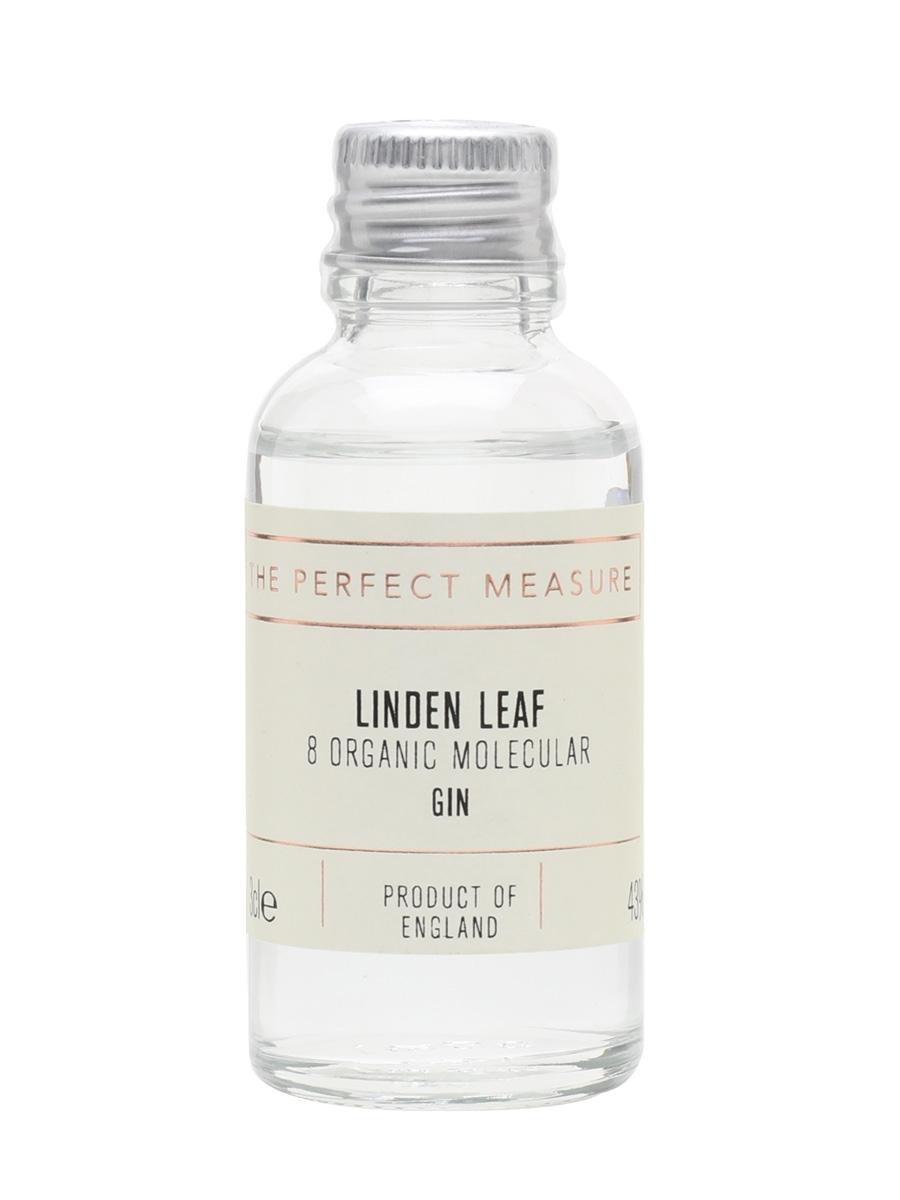 Linden Leaf 8 Organic Molecular Gin Sample
