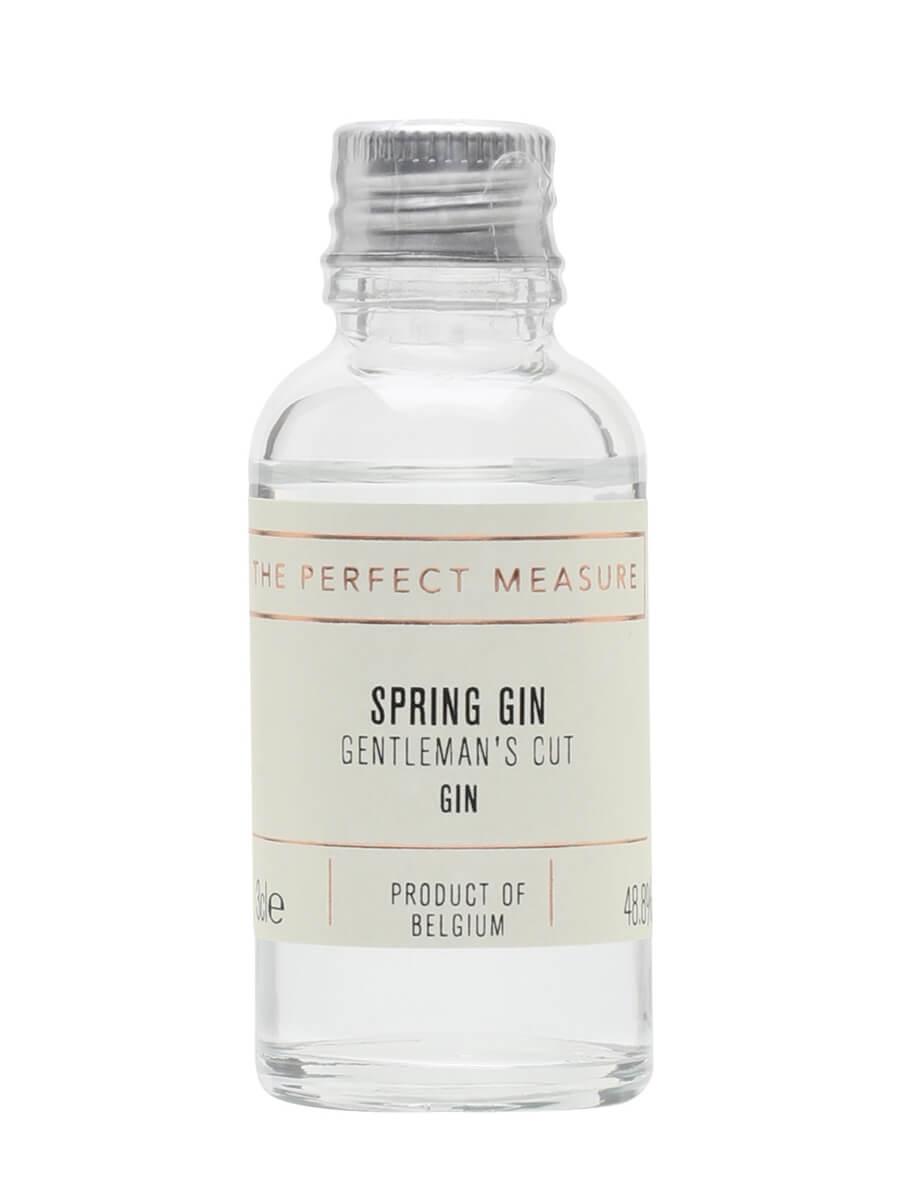 Spring Gin Gentleman's Cut Sample