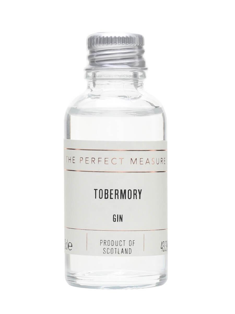 Tobermory Gin Sample