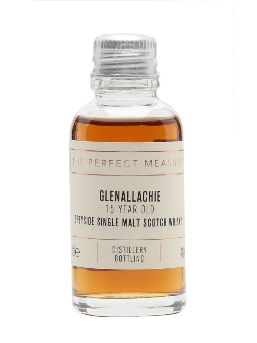Glenallachie 15 Year Old Sample