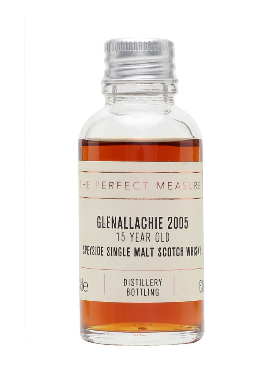 Glenallachie 2005 Sample / 15 Year Old / Sherry Butt