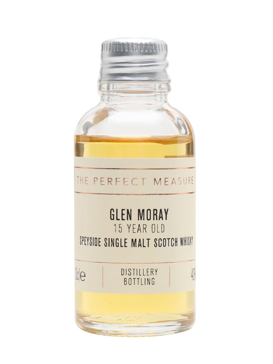 Glen Moray 15 Year Old Sample